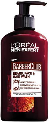 L'Oreal Men Expert Paris Men Expert Barber Club Wash 200ml