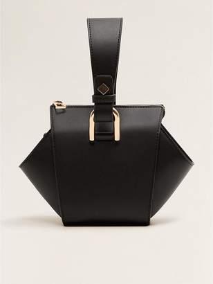 MANGO Hexagon Mini Bag