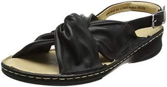 Evans Women's Nessie Ankle Strap Sandals,39 EU