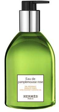 Hermes Eau de pamplemousse rose Hand& Body Cleansing Gel/10.1 oz.