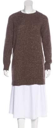 Max Mara Lightweight Scoop Neck Sweater