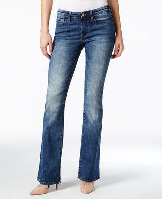 Buffalo David Bitton Hope Crimson Wash Bootcut Jeans $89 thestylecure.com