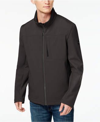 Calvin Klein Men Soft Shell 4-way Stretch Jacket