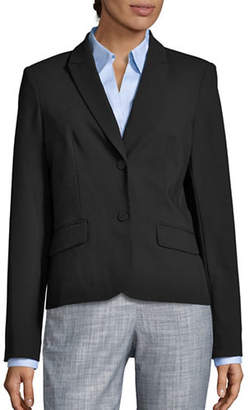 Calvin Klein Two Button Blazer