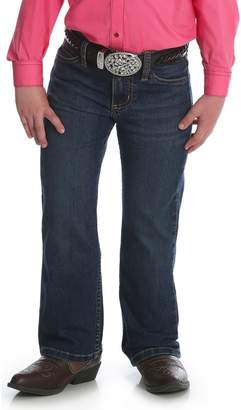 Wrangler Little Girls' Retro Stretch Boot Cut Jean