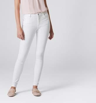 Ivy Mid Rise Full Length Skinny Jean