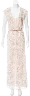 Needle & Thread Embellished Evening Dress