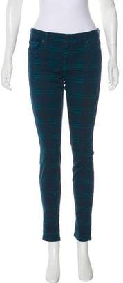 Genetic Los Angeles Mid-Rise Skinny Jeans w/ Tags