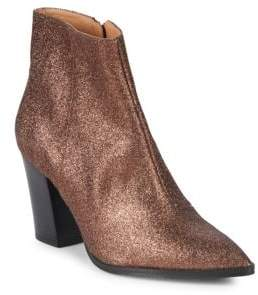 Merco Glittered Ankle Boots