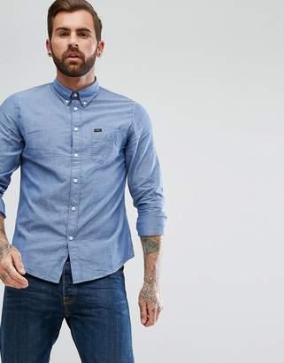Lee Jeans Button Down Oxford Shirt