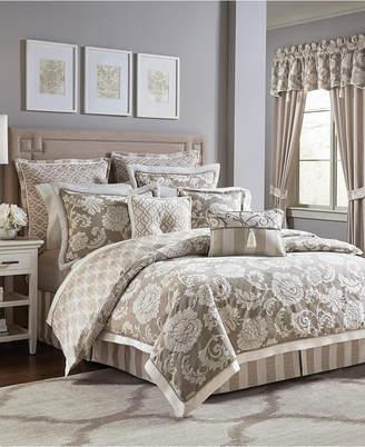 Croscill Anessa King 4-Pc. Comforter Set Bedding