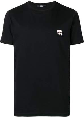 Karl Lagerfeld Ikonik Patch T-Shirt