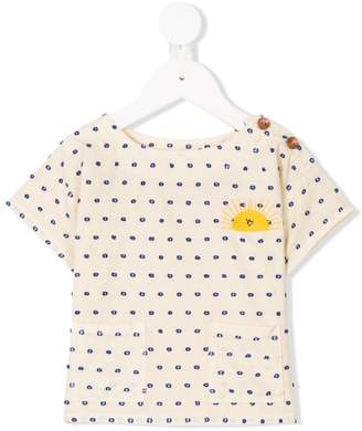 Bobo Choses embroidered sun T-shirt