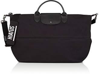 "Longchamp by Shayne Oliver Women's ""Realness"" Expandable Travel Bag"