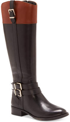 INC International Concepts I.n.c. Frankii Riding Boots, Created for Macy's Women's Shoes
