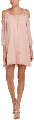 BB Dakota Millie Shift Dress