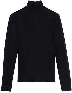 Pringle Merino Wool Silk And Cashmere-Blend Turtleneck Sweater