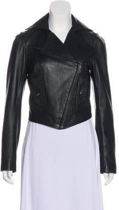 Diane von Furstenberg Sturgis Leather Jacket