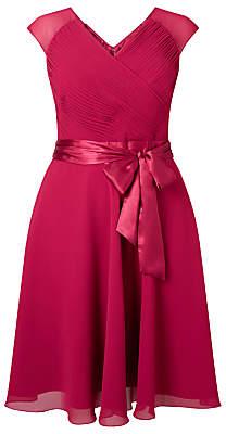 Studio 8 Anya Dress, Raspberry