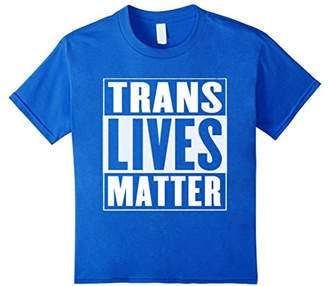 Trans Lives Matter T-Shirt - LGBT Transgender Shirt