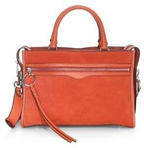 Rebecca Minkoff Bedford Zip Leather Satchel