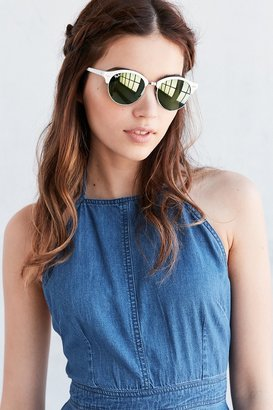 Ray-Ban Clubround Sunglasses $185 thestylecure.com