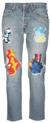 Atelier & REPAIRS Denim trousers