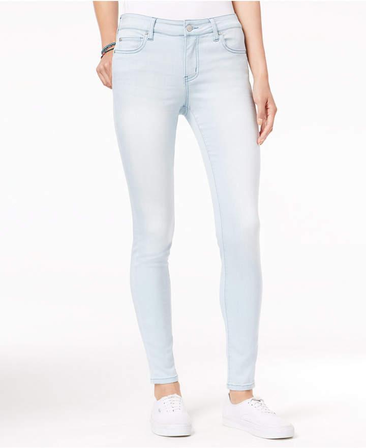 Celebrity Pink Juniors' Curvy Dawson Infinite Stretch Super-Skinny Jeans