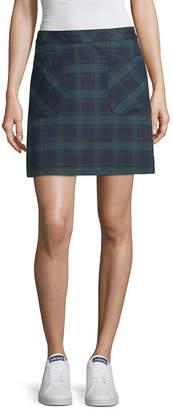 Arizona Womens Short Pencil Skirt-Juniors