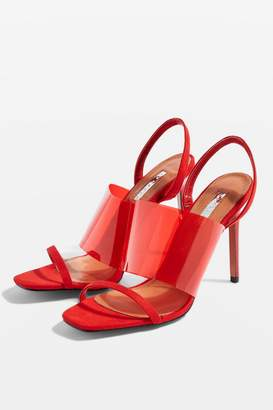 Topshop RANDY Barely There Sandals