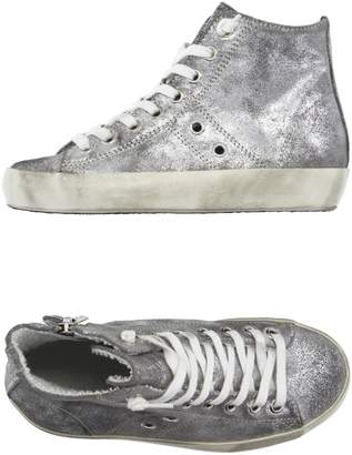Leather Crown High-tops & sneakers - Item 11012084QN