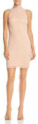 GUESS Vanessa Cutout Lace Body-Con Dress