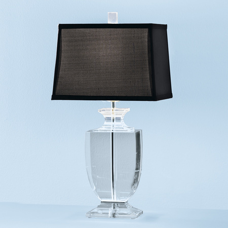 Crystal Trophy Lamp