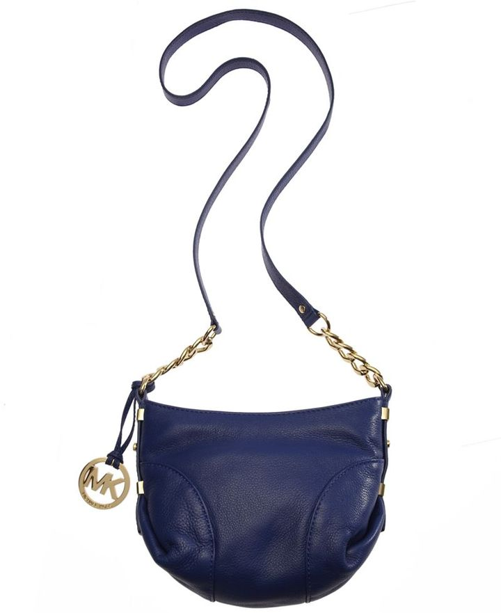 MICHAEL Michael Kors Handbag, Jet Set Chain Small Messenger Bag
