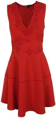 Ermanno Scervino Flared Dress