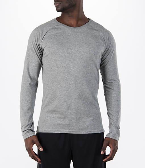 Puma Men's EVO Core Long-Sleeve T-Shirt