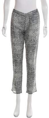 Eberjey Mid-Rise Skinny Pants w/ Tags
