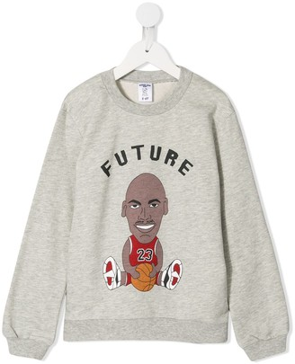 Ground Zero graphic print sweatshirt