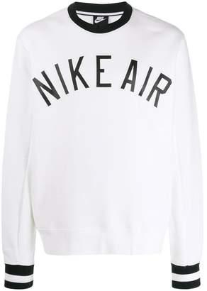 ca4b0ef7dc65 Nike White Men s Sweatshirts - ShopStyle