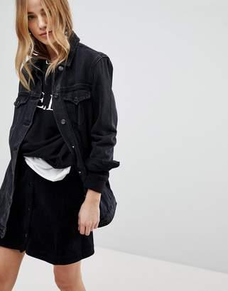 New Look Longline Denim Jacket