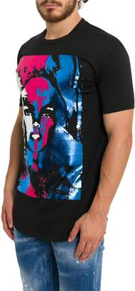 DSQUARED2 T-shirt With Graphic Print