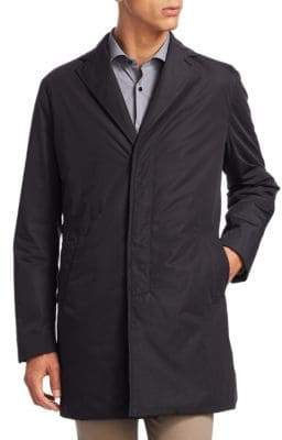 Saks Fifth Avenue COLLECTION Packable Raincoat