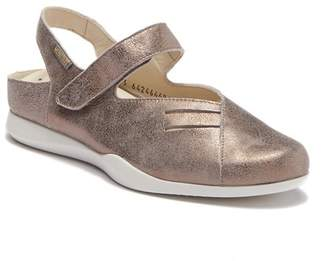 Mephisto Caterine Ankle Strap Flat
