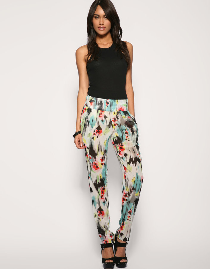 ASOS Effie Peg Trousers