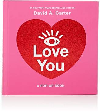 Abrams Books I Love You: A Pop-Up Book
