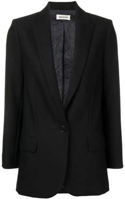 Zadig & Voltaire Zadig&Voltaire viva blazer jacket