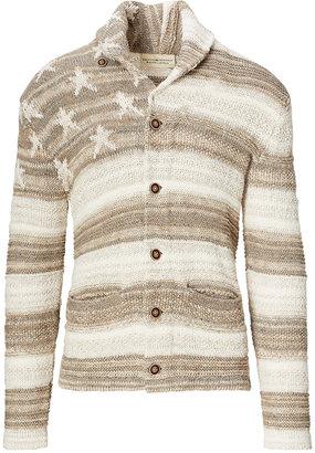 Denim & Supply Ralph Lauren Men's Shawl-Collar Cardigan $225 thestylecure.com