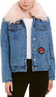 Bagatelle Denim Trucker Jacket