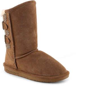 BearPaw Boshie Youth Boot - Girl's
