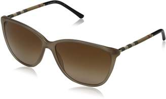 Burberry BE4117 BROWN 3012/13 Sunglasses